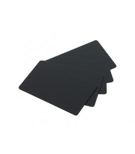 Carte PVC 75 teintée coul noir (BRILLANTE)