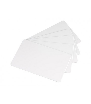 Cartes Vierges blanches gammes CLASSIC 0,76MM C4001